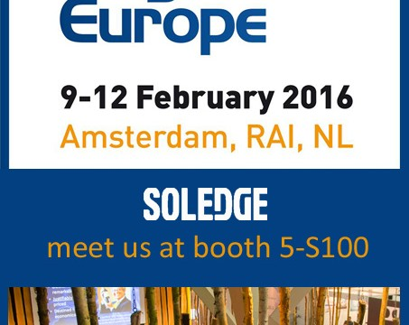 Soledge at ISE 2016 Amsterdam